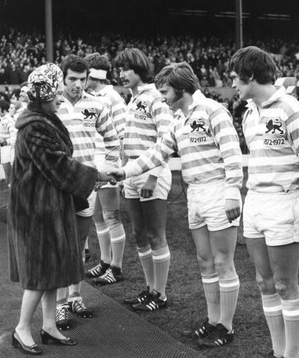 Twickenham 1972 - Oxford v, Cambridge