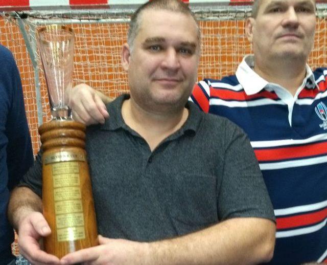 Kapitán vítězů Radek Sittek