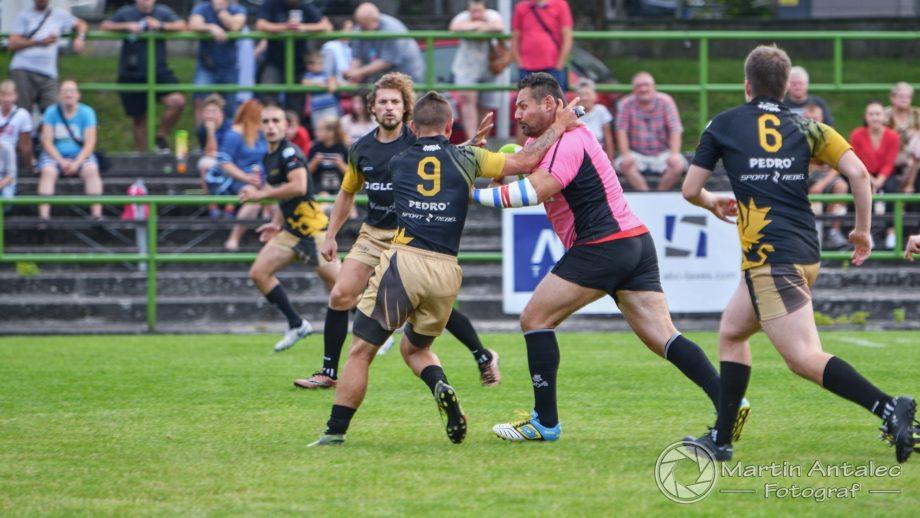 Rugby Havíøov -  Gryfy Ruda Slaska